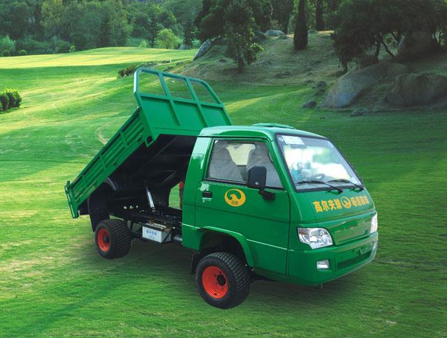LY-1500型高尔夫球场运输车