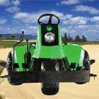 LY-100型/120型耙沙机
